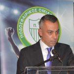 Ιωάννης Πετρίδης: Είμαι εκ νέου υποψήφιος – Οι στόχοι του ΠΟΨ