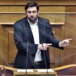 Κώστας Ζαχαριάδης: Δημιουργούν ένα εκρηκτικό και επικίνδυνο μείγμα για την Ελλάδα